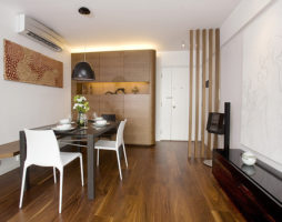 """Квартира в стиле """"Минимализм"""" от Clifton Leung"""