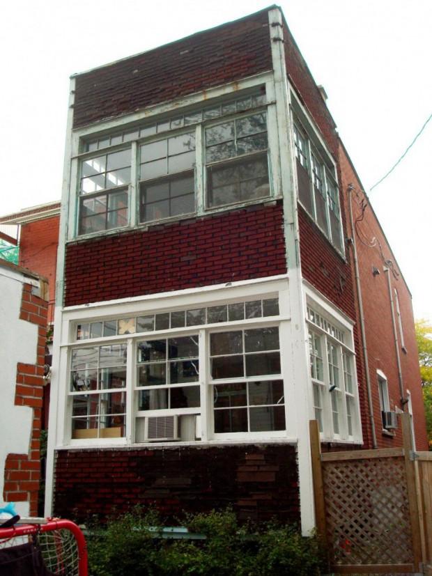 Необычный дом в Канаде 9