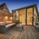 Мельбурнский дом получает современное, изящное дополнение