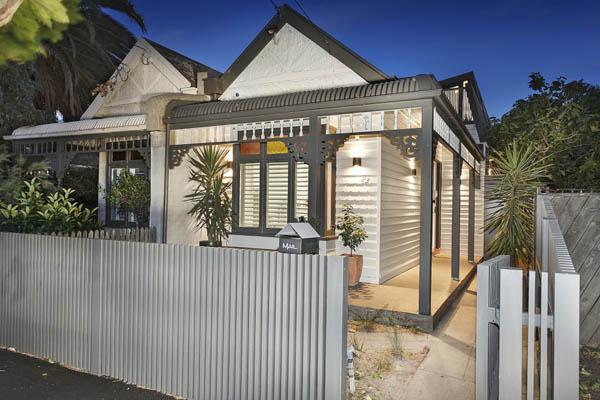 Мельбурнский дом получает современное, изящное дополнение 2