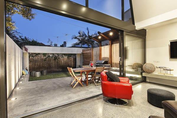 Мельбурнский дом получает современное, изящное дополнение 3