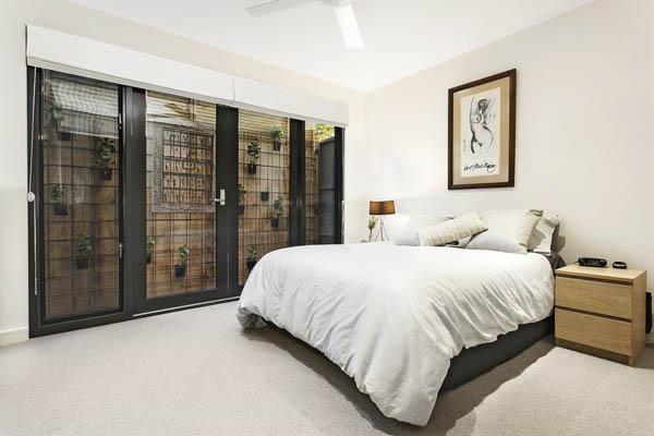 Мельбурнский дом получает современное, изящное дополнение 5