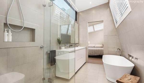 Мельбурнский дом получает современное, изящное дополнение 11