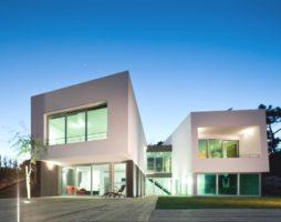 Архитектура вилла в Кашкайш от дизайн-бюро Empty Space Architecture