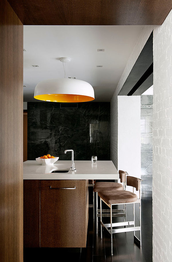 Светлый лофт от дизайн-бюро Девида Хауэлля 9