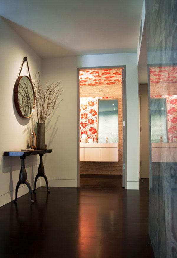 Светлый лофт от дизайн-бюро Девида Хауэлля 18