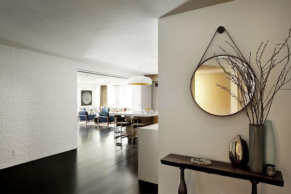 Светлый лофт от дизайн-бюро Девида Хауэлля 20