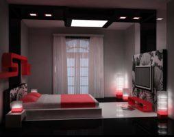 Интерьер спальной комнаты: красота и уют
