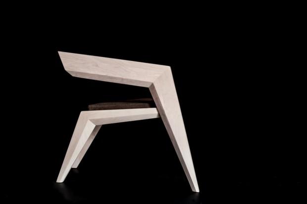 В стиле авангардного минимализма: кресло 2R от студии Сиен 2