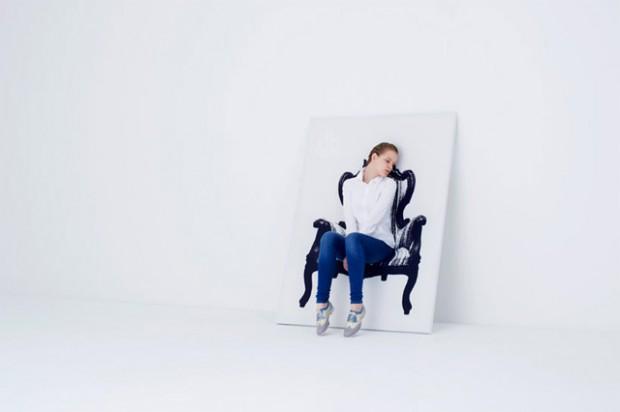 Интригующее кресло, которую можно повесить на стене от YOY Дизайн 2