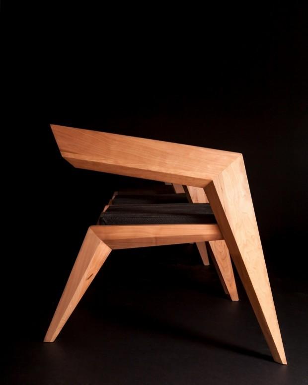 В стиле авангардного минимализма: кресло 2R от студии Сиен 4