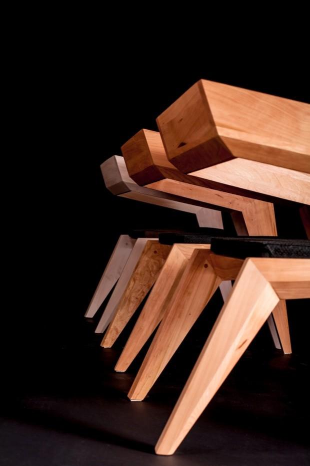 В стиле авангардного минимализма: кресло 2R от студии Сиен 6