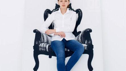 Интригующее кресло, которую можно повесить на стене от YOY Дизайн