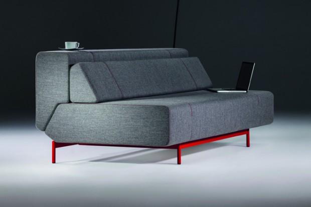 Удобный современный многофункциональный диван Pil-low