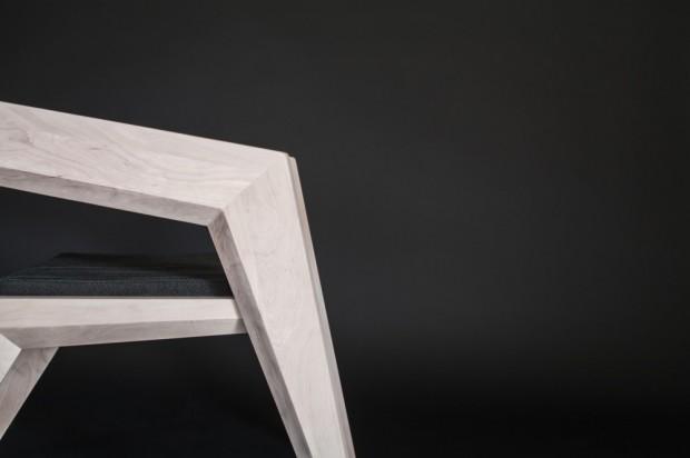 В стиле авангардного минимализма: кресло 2R от студии Сиен 10