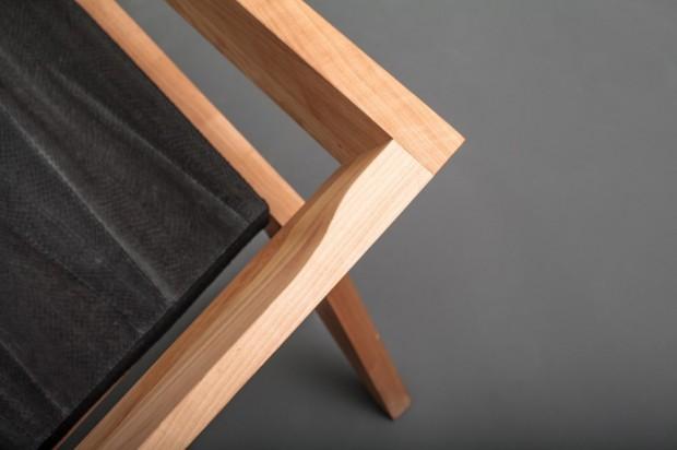 В стиле авангардного минимализма: кресло 2R от студии Сиен 12