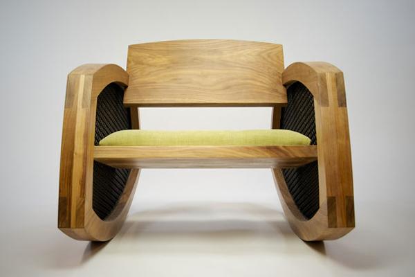 Кресло-качалка № 1 (2)