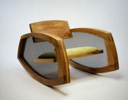 Кресло-качалка № 1