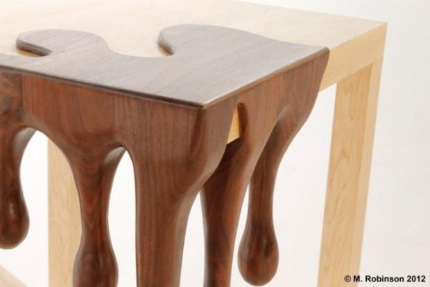Дизайнерский столик от Метта Робинсона 3