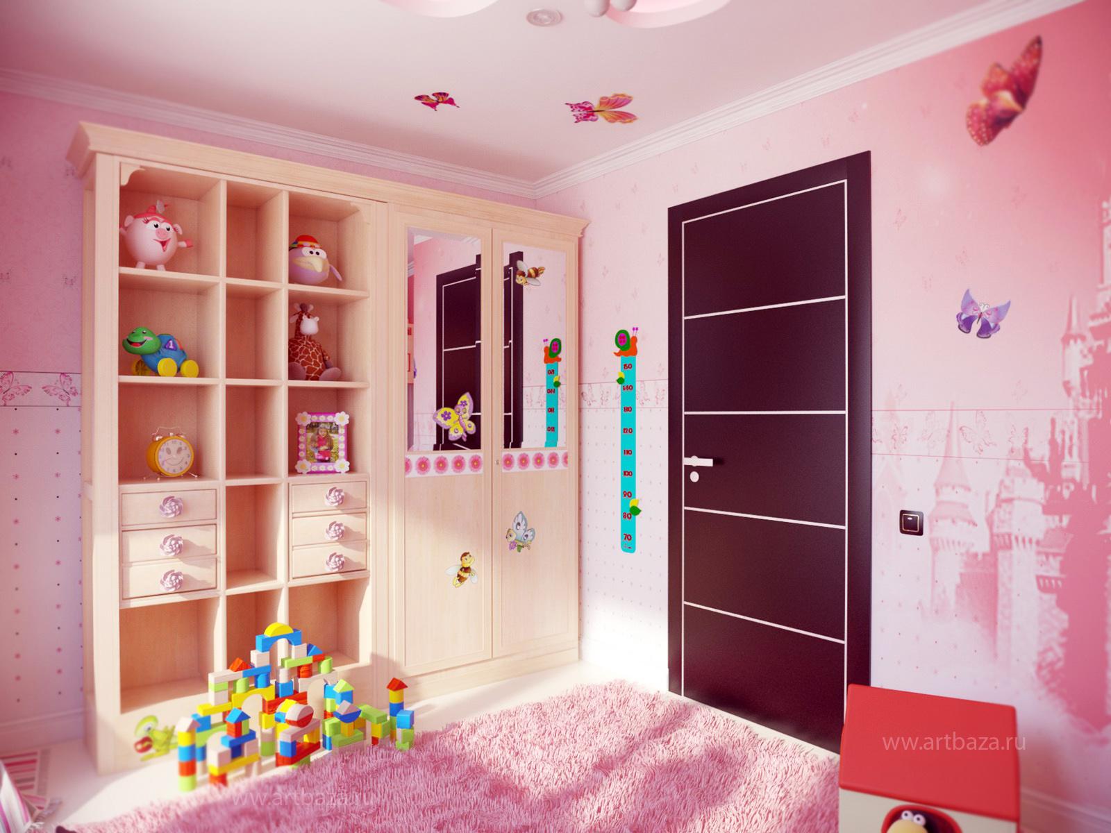 Детская комната | Услуги | Строй КМВ