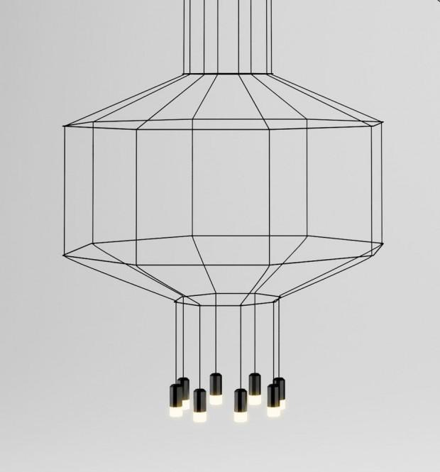 Светильники WIREFLOW 2