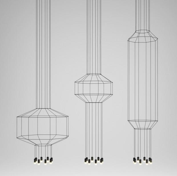 Светильники WIREFLOW 3
