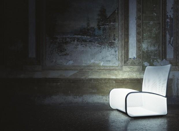 Кресло с подсветкой «Лайт ап» 6