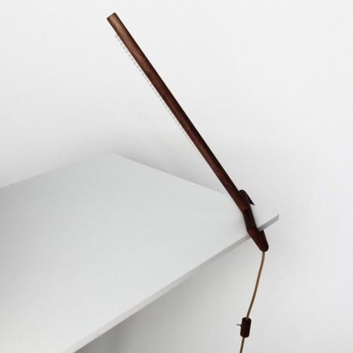 Элегантная дизайнерская угловая лампа 4