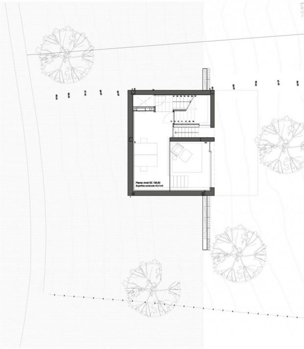 Дом на сложном рельефе 11