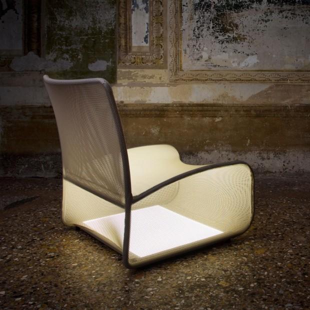 Кресло с подсветкой «Лайт ап» 2