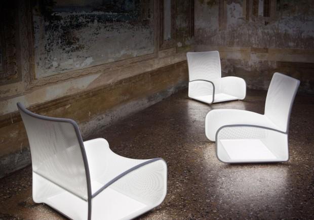 Кресло с подсветкой «Лайт ап» 4