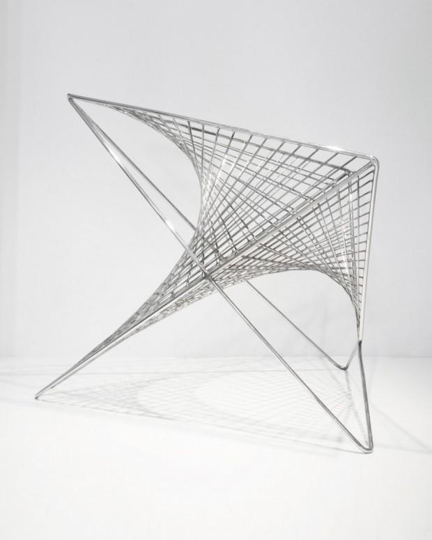 Параболическое кресло Карло Айелло 2