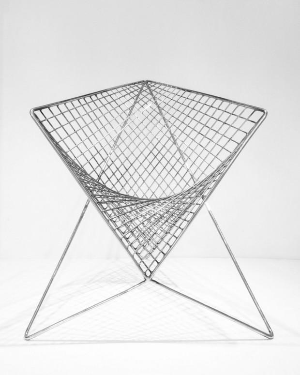 Параболическое кресло Карло Айелло 3