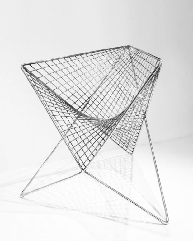 Параболическое кресло Карло Айелло 4