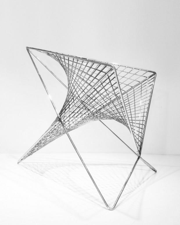 Параболическое кресло Карло Айелло 5