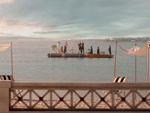 Фотографий интерьера со съемок фильма «Великий Гэтсби» 4