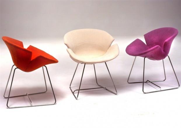Мягкая мебель в стиле поп-арт