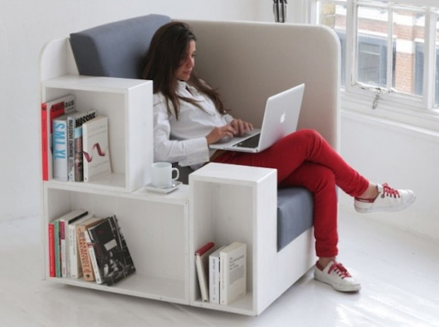 Модульное и многофункциональное кресло-офис