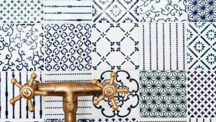 Плитка Пэчворк: 10 идей смешивания и сочетания от Сары Лонсдейл
