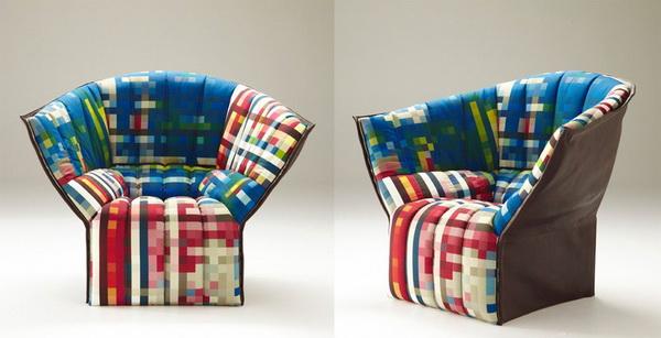Пиксельная мебель 2