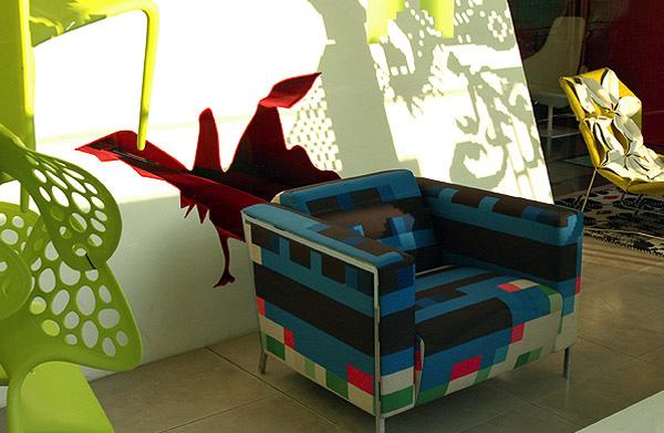 Пиксельная мебель 3