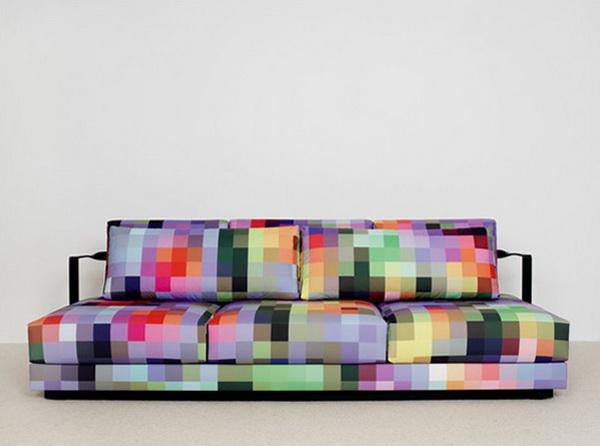 Пиксельная мебель 5