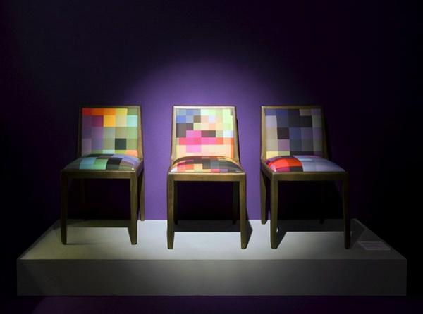 Пиксельная мебель