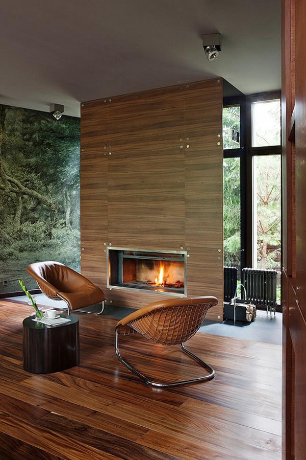Дом в лесу 4