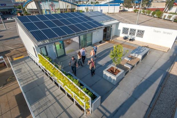 Энергоэффективный и многофункциональный дом