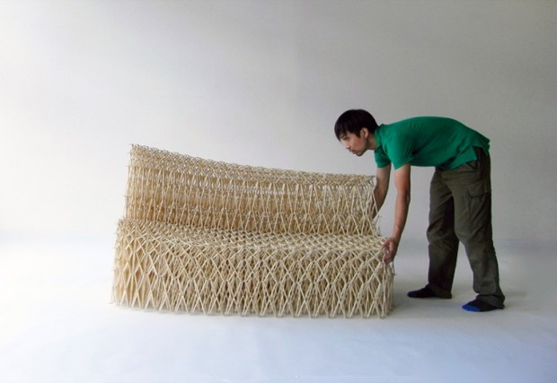 Безразмерный диван