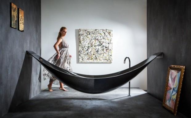 ванну из углеродного волокна