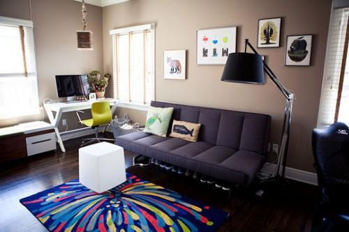 Спальня-офис для двоих 4