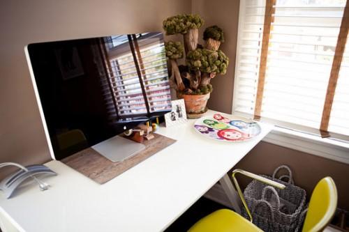 Спальня-офис для двоих 7