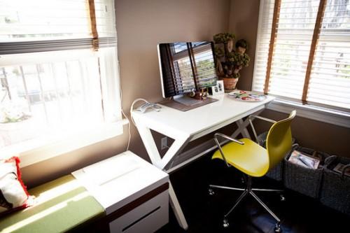 Спальня-офис для двоих 8